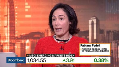 Emerging-Market Stocks to Outperform This Year, Robeco's Fedeli Says