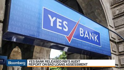 Bloomberg Markets: Asia - Yes Bank Censured by Indian Regulator