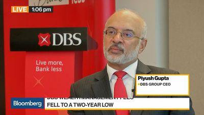 DBS in Talks for Potential China Securities Partnership, CEO Says
