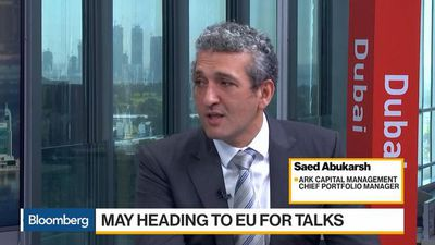Bloomberg Daybreak: Europe - Markets Expect a Brexit Extension, Says Ark Capital's Abukarsh