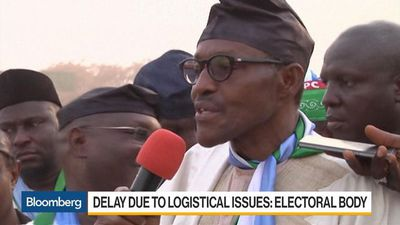 Bloomberg Daybreak: Europe - Nigeria Election Delay Roils Markets