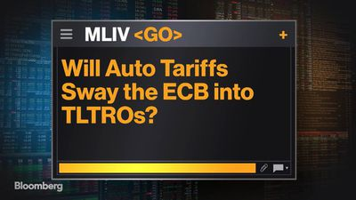 Will Auto Tariffs Sway the ECB Into TLTROs?
