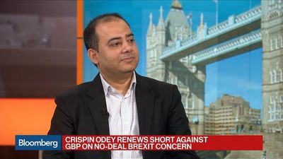 Bloomberg Markets - Odey, Brexiteer Hedge Fund Manager, Renews Bet Against Pound
