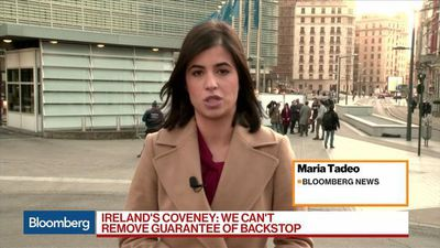 Bloomberg Markets - EU 'Happy' to Try to Clarify But Not Renegotiate Brexit Deal