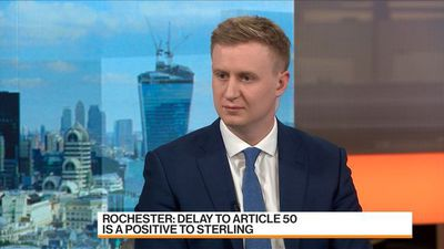 Bloomberg Markets - Nomura's Rochester Says Delay to Article 50 Is a Positive for Sterling
