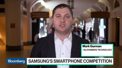 Bloomberg Technology - Samsung Revamps Flagship Phones to Take On Apple