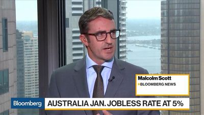 Bloomberg Daybreak: Asia - Australian Employment Surged in January
