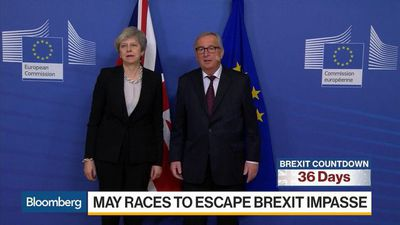Bloomberg Daybreak: Asia - May's Ministers May Reject Brexit Deal