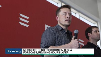 Bloomberg Technology - Wall Street Is Focusing Too Much on Tesla's Production, Analyst Keeney Says