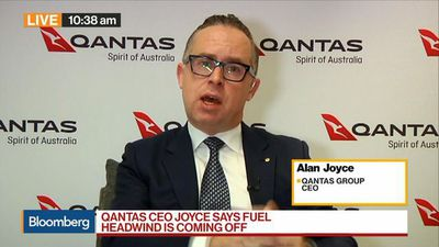 Bloomberg Daybreak: Asia - Qantas CEO Joyce Sees 'Very Healthy' Demand Environment
