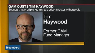 Bloomberg Daybreak: Americas - GAM Ousts Tim Haywood After Scandal Triggers Plunge in Assets