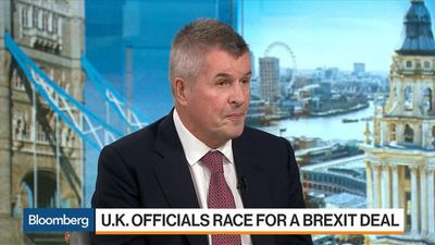 Bloomberg Markets: European Close - No-Deal Brexit Might Not Be a Bad Thing, VTB's Mackinnon Says