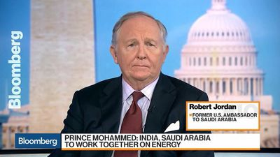 U.S.-Saudi Relations at Lowest Point Since 9/11, Ex-Ambassador Says