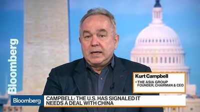Bloomberg Markets - U.S. Has Signaled It Needs Trade Deal With China, Asia Group CEO Says