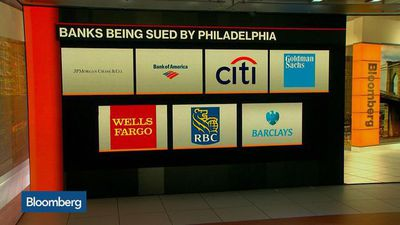 Bloomberg Markets - Philadelphia Files Class Action Lawsuit Against Seven Banks Over Muni Deals
