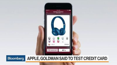 Apple-Goldman Credit Card 'Nothing Unusual,' Ellis Says