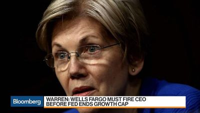 Bloomberg Markets - Why Ousting Wells Fargo's CEO Is Harder Than Elizabeth Warren Suggests