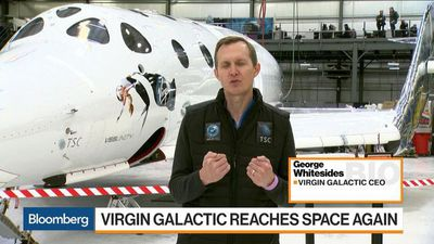Virgin Galactic's Latest Test Flight Is a Huge Step Forward, CEO Says