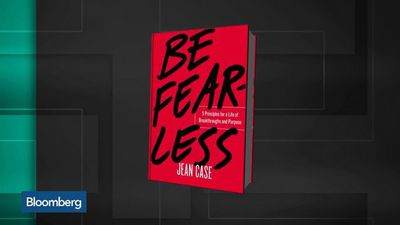 Bloomberg Technology - Jean Case on Why It Pays to 'Be Fearless'