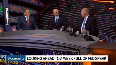 'Real Yield Roundup': The Big Week Ahead in Fedspeak