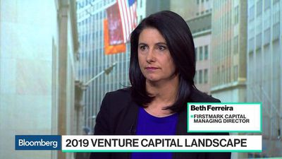 Bloomberg Technology - FirstMark's Ferreira Sees Robust VC Landscape, Expects Big Year for Tech IPOs