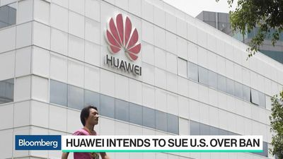 Bloomberg Technology - Huawei Wages Legal and PR Battle on Behalf of CFO