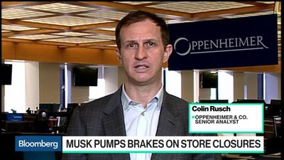 Bloomberg Technology - Model 3 Demand Is Potentially a Lot More Than Expected, Tesla Analyst Rusch Says