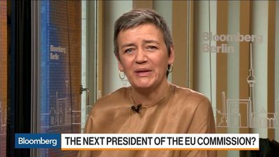 Bloomberg Markets: European Open - Vestager: It's About Time to Have a Woman as Head of EU Commission