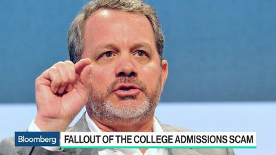 Bloomberg Technology - TPG Fires McGlashan After Being Charged in College-Admissions Scandal