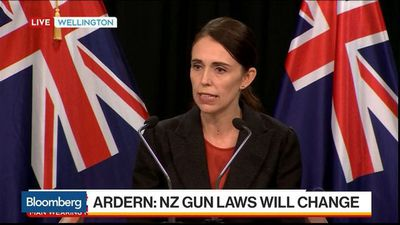 Bloomberg Daybreak: Asia - New Zealand's Prime Minister Seeks to Change Gun Laws
