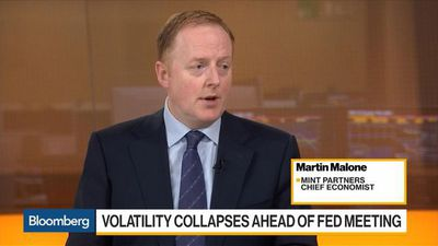Bloomberg Daybreak: Europe - Could See Another Decade of Risk Asset Returns, Says Mint Partners's Malone