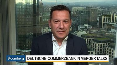 Bloomberg Daybreak: Europe - Must Be Stuff in the Background That We Don't Know About Merger, Says DGWA CEO