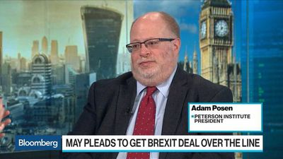 Bloomberg Surveillance - Corbyn Is Key Person for Brexit's Next Step, Posen Says