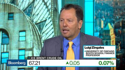 Bloomberg Surveillance - Fed Stays on Hold With Clouds on the Horizon, Zingales Says