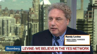 Bloomberg Markets - NY Yankees President Levine on YES Network and Future of Baseball