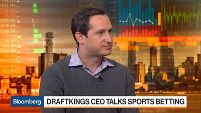 DraftKings CEO Sees Strong Appetite for Legalized Sports Betting