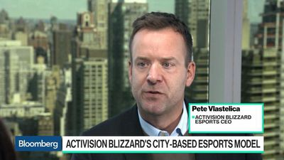 Bloomberg Technology - Building a Successful Sports League Means a Lot of Partners, Activision Esports CEO Says