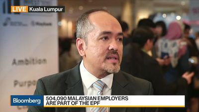 Bloomberg Daybreak: Asia - Malaysia's Biggest Pension Fund Sees Opportunities Amid Uncertainties, CEO Says