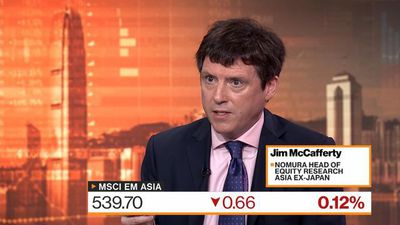 Bloomberg Markets: Asia - China Mobile, ANA Holdings Favored, Nomura's McCafferty Says