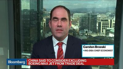 Bloomberg Surveillance - U.S.-China Tension Beyond Trade Is Here to Stay, Economist Brzeski Says