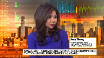 Bloomberg Daybreak: Australia - Macro Noises Are Tail Winds for Small-Cap Stocks, Fred Alger's Zhang Says