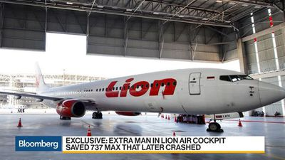 Bloomberg Daybreak: Asia - Second-to-Last Flight of Doomed Lion Air Jet Saved by Hitchiking Pilot