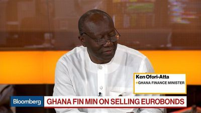 Bloomberg Daybreak: Europe - Ghana Finance Minister on Bond Sale, 100-Year-Bond, Cedi