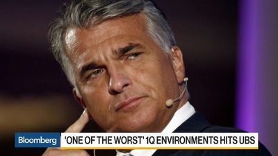 Bloomberg Daybreak: Americas - UBS CEO Warns First Quarter 'One of the Worst' in Recent Memory