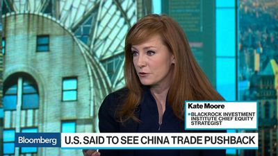 Bloomberg Surveillance - Worst of China's Growth Slowdown Is Behind Us, BlackRock's Moore Says