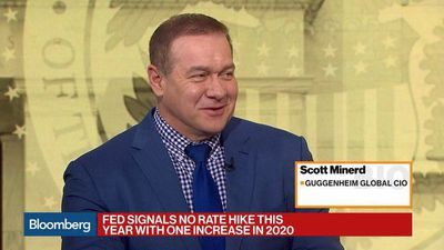 Bloomberg Markets - Guggenheim's Minerd Says It's a Good Time to Take Some Profits as Recession Looms