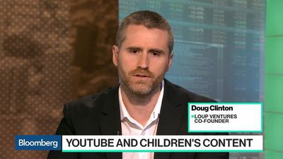 Bloomberg Technology - Why Kidfluencers' YouTube Marketing Could Be a Minefield for Google