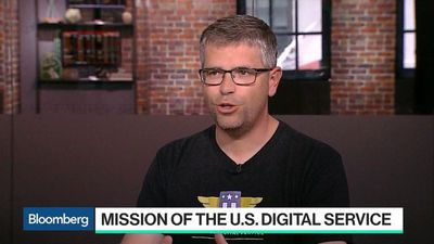 Bloomberg Technology - How the USDS Is Bridging the Government-Tech Gap