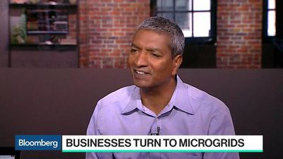 Bloomberg Technology - Bloom Energy CEO Expects More Companies to Turn to Microgrids