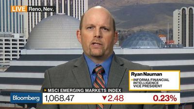 Bloomberg Daybreak: Australia - Emerging Markets' Rally Has Room to Run, Informa's Nauman Says